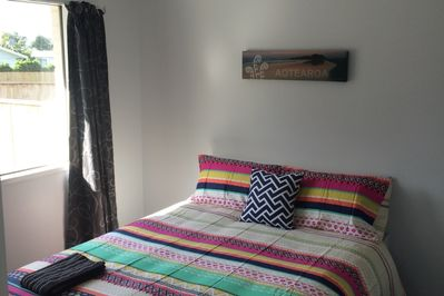 Comfy New Beds andamp; Fresh New Linen