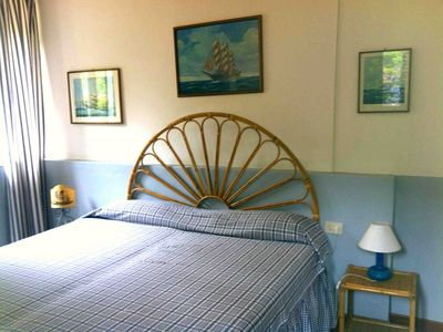 Photo for Elba Island Marina di Campo stylish cottage with garden by the sea