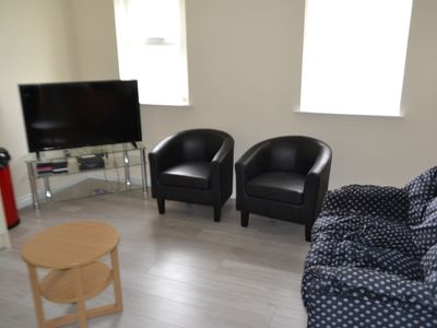 Photo for Two bed sea front holiday apartment in surperb location in Portrush