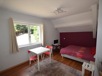 Photo for small renovated apartment in the heart of the Vosges forest