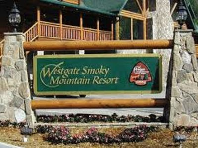 Photo for JULY 6-JULY 13, 2019Vacation SLEEPS 8  at Westgate Smoky MT Resort-MORE AVAILABL