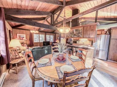 Photo for 12 Muskrat Lane is a cozy cabin close to shopping and pool.