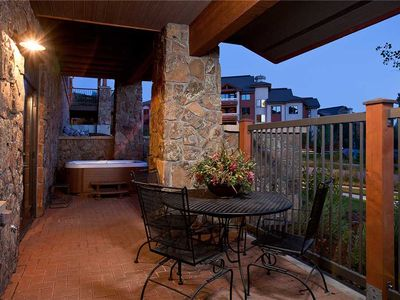 Photo for EL5114 The Best 1 Bedroom in Town! Private Hot Tub! SUMMER SPECIALS!