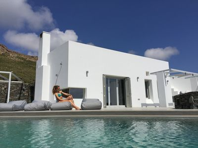 Photo for elegant villa-with pool, enjoys privacy with  7 islands view.