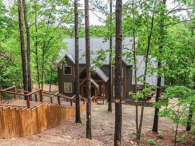 Photo for BRAND NEW Luxury cabin that's perfect for big families or great friends to enjoy