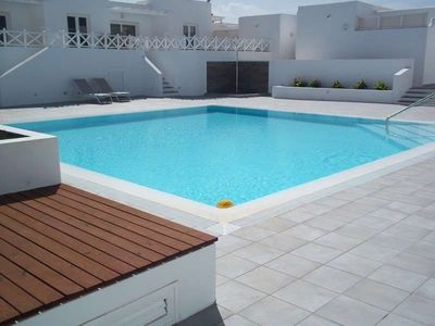 Photo for Apartment in Teguise with Internet, Pool, Garden, Balcony (970492)