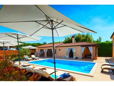 Photo for DREAMY VILLA * 10 + 2 PEOPLE * POOL * TABLE TENNIS * BEACH ONLY 10 MIN *