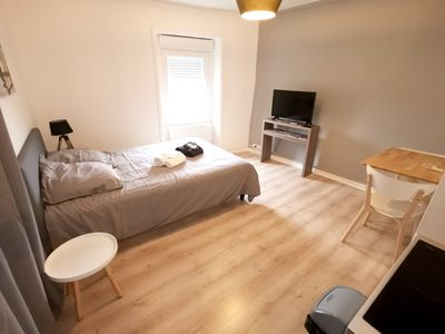 Photo for Homerez last minute deal - Amazing studio in Le Dorat and Wifi
