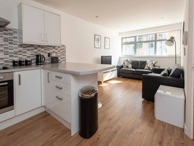 Photo for Boutique Castlefield Apartment, Central Manchester