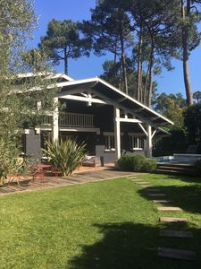 Photo for Superb Villa 12 people Cap Ferret - The Laurels