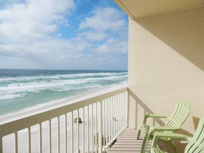 Photo for Beachfront. Great View!  Low Floor.  Reserve Spring and Summer Dates Now!