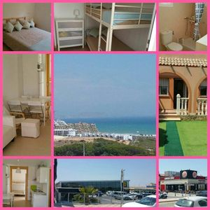 Photo for Bungalow 3 km away from Carabassi Beach