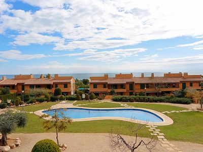 Photo for Apartment Urb Marina St Jordi  in L'Ametlla de Mar, Costa Daurada - 6 persons, 2 bedrooms