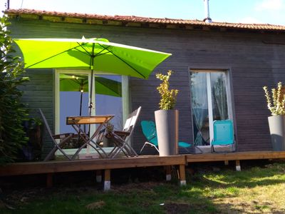 Photo for New cottage. At the foot of volcanoes and in the heart of Auvergne 2