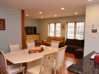 Photo for Come visit the Heart of Brooklyn/4 beds/2 bath/2 terraces/private parking/washer