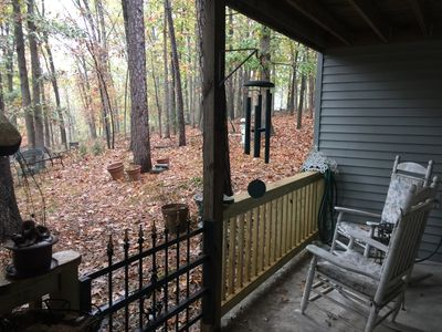 Photo for Large Studio In Secluded Forest Near Downtown Eureka Springs