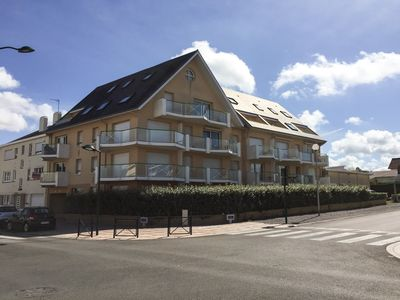 """Photo for Appart """"Flora"""", 700m beach with garage and Wifi - Stella beach (Le Touquet)"""