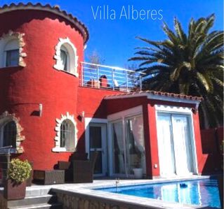 Photo for Holiday home for 10-12 persons, with heated private pool, A/C, wifi, sat. TV