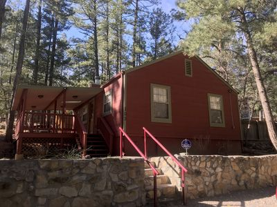 Photo for Serenity Retreat 2 RR - Cozy cabin nestled in the Upper Canyon