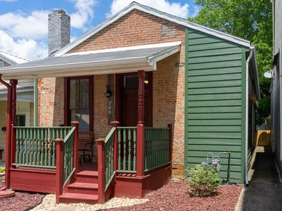 Photo for Extremely clean! Dog Freindly Bungalow one block to Main Street