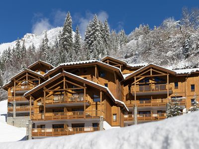 "Photo for APARTMENT ""LES CHARDONS"" - 8 Pers -SKI AT THE FOOT - CHAMPAGNY - LA PLAGNE"