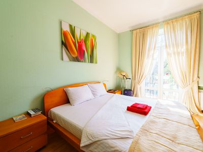 Photo for 3 rooms apartment with terrace (Nezavisimosty  22)