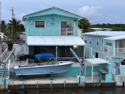 Photo for 4/3 Tavernier Getaway! Fish, Dive, Relax With 40' Dock