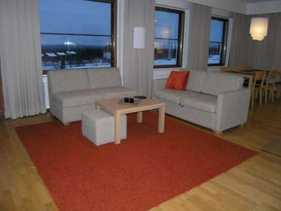 Photo for Vacation home Nordic chalet 9106 in Ylläsjärvi - 8 persons, 2 bedrooms