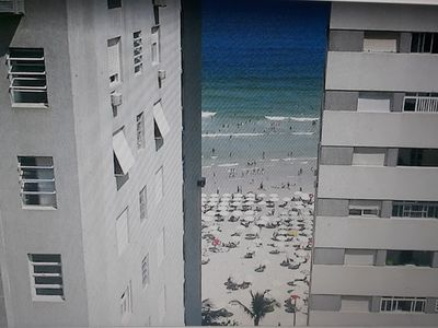 Photo for Apt. 2 Bedrooms + with WC, 50m Pitangueiras beach, 5 people