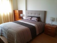 Ideal location and well equipped, comfortable and spacious apartment