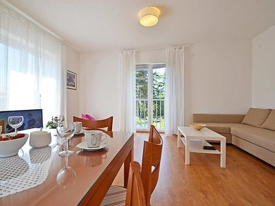 Photo for 2 bedroom Apartment, sleeps 5 in Zadar with Air Con and WiFi
