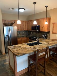 Photo for One Bedroom Condo With Living Room, Kitchen & Great Views Of Ski Mountain