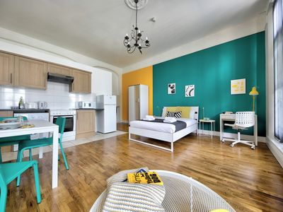 Photo for Studio 5 Min to Hyde Park, Inverness Terrace, London #IN7