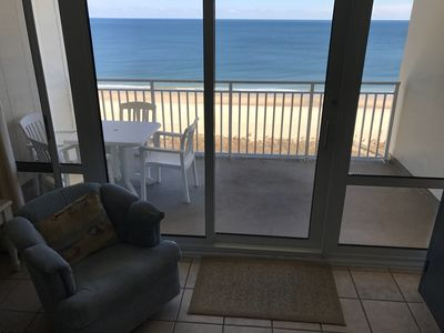 Photo for Direct Oceanfront Condo on 11th Floor with Amazing views of Ocean and Bay