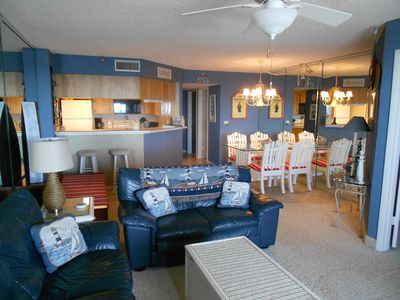 Photo for Special Rates for September! Direct Ocean Front 9th Floor Condo In Daytona Beach