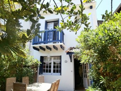 Photo for Biarritz Town house with garden and terrace 15 minutes from the beach