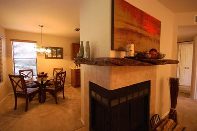 Dining Area w/ Mountain View