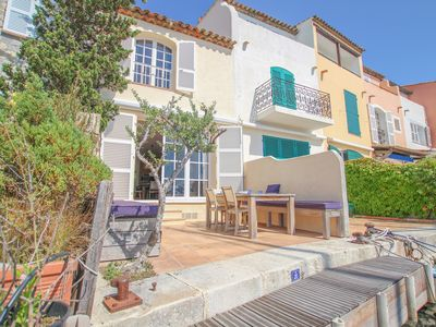Photo for Lovely house 4 persons  et  12 m mooring
