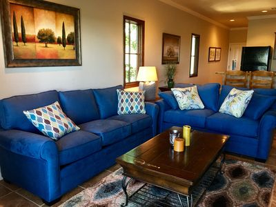 Photo for Gruene Getaway - 3BDR/2BTH - SLEEPS 10 - GORGEOUS VIEW OF THE GUADALUPE RIVER!