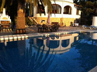 Photo for 4BR Villa Vacation Rental in Benissa, Valence
