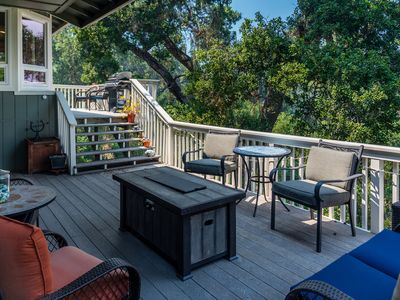 Photo for Portola Tree House--Nestled in the Trees, Minutes from Town and Wineries!
