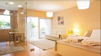 Photo for Studio residence full furnished and furnished with wi fi