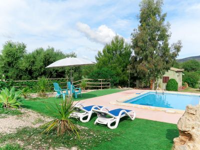 Photo for Vacation home Casa d'es Cardassar (LZO125) in Sant Llorenç des Cardassar - 4 persons, 2 bedrooms