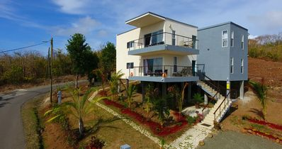 Photo for New, GATED Cap Estate Villa with amazing views - unit #2