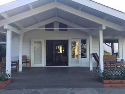 Welcome to Sonoma High Home! Large covered front porch