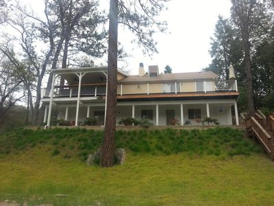 Photo for Gorgeous Riverfront property 9 miles from Southern Entrance Yosemite