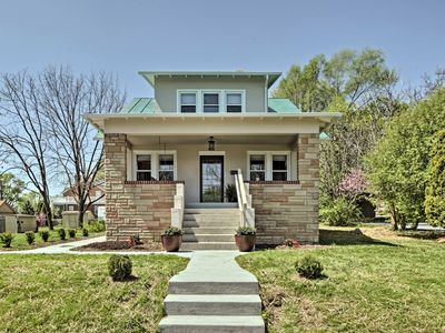 Photo for Updated Home w/Porch - Steps From JMU & Old Town!