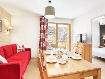 Photo for Residence Odalys Le Crystal Blanc - 3 Rooms 6 People