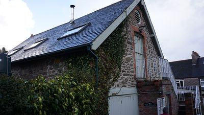 Photo for The Hayloft Lynton - Cosy One Bedroom Property