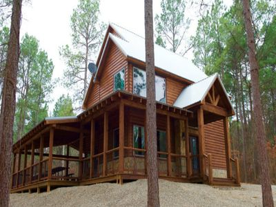 Photo for Camp Ranch Lodge: Come spend some time at this cozy, yet spacious cabin.